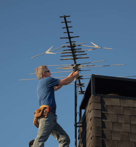 demontage antenne douai